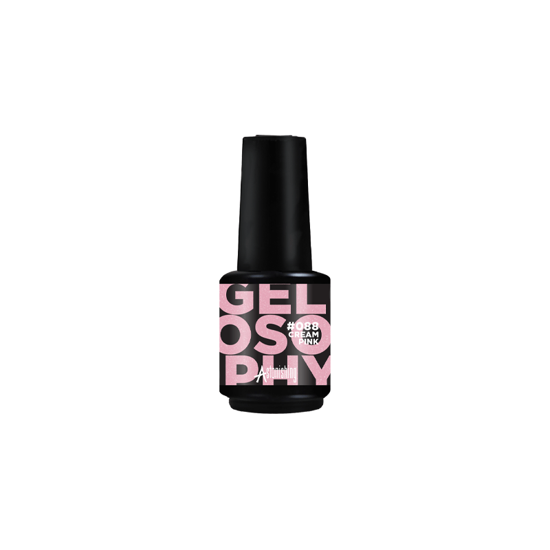 Gel polish Gelosophy Cream Pink 15 ml