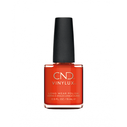 Vernis longue tenue CND Vinylux Electric Orange 15 ml