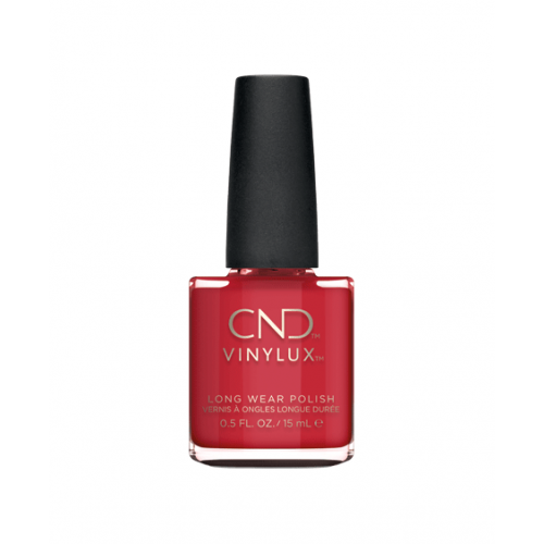 Vernis longue tenue CND Vinylux Rouge Red 15 ml