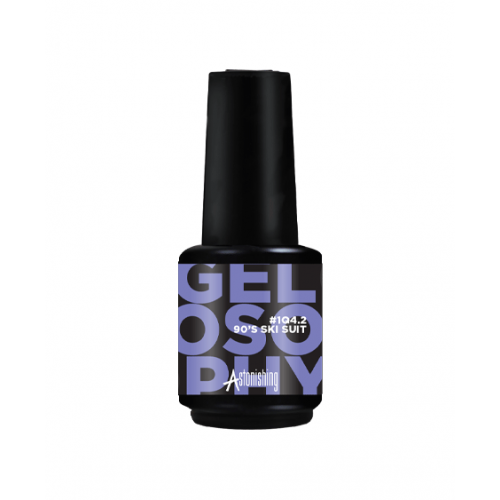 Gel polish Astonishing Gelosophy 90'Ski Suit 15 ml