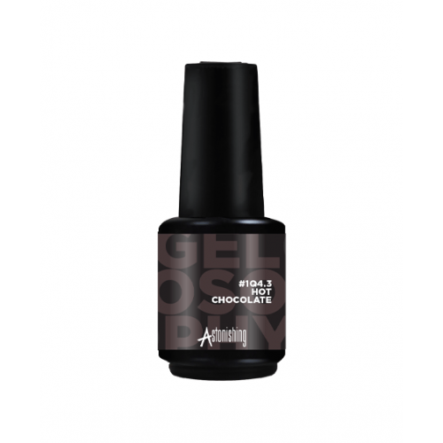 Gel polish Astonishing Gelosophy Hot Chocolate 15 ml