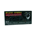 Gants Latex noirs x 100 - taille small