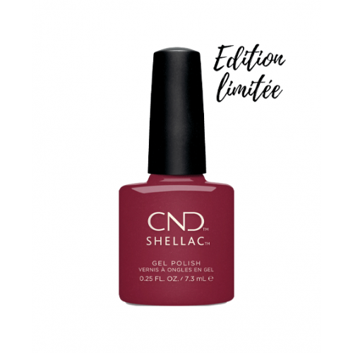 Vernis semi-permanent CND Shellac Satin Sheets 7.3 ml