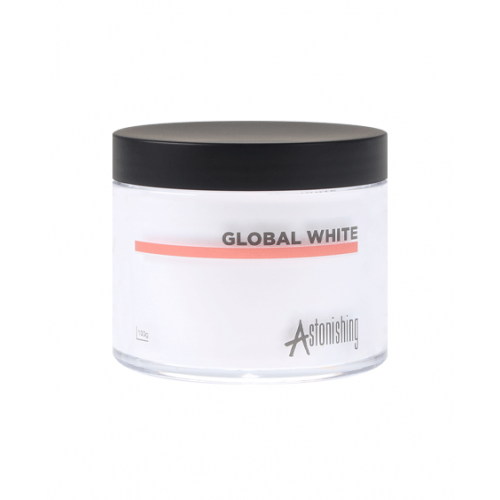 Astonishing Acrylique Poudre Global White 100 gr