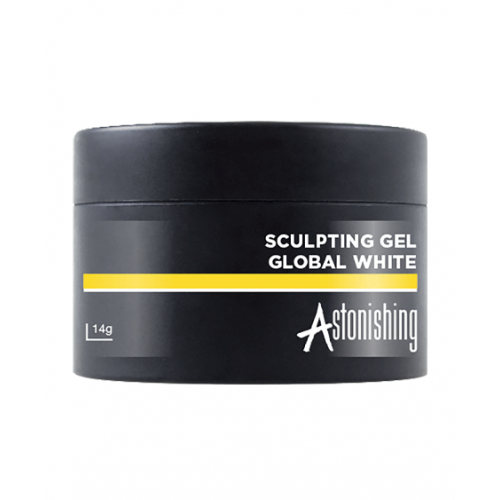 Astonishing Gel Sculpting Global White 14 gr
