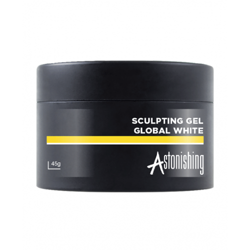 Astonishing Gel Sculpting Global White 45 gr