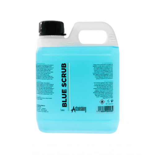 Astonishing Blue Scrub 1L