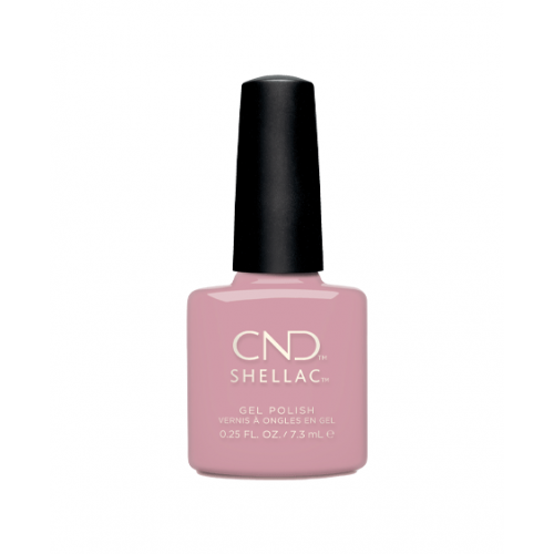 Vernis semi-permanent CND Shellac Pacific Rose 7.3 ml