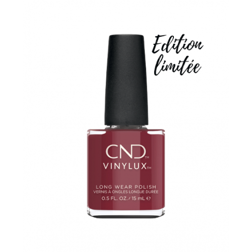 Vernis longue tenue CND Vinylux Cherry Apple 15 ml