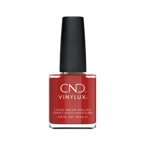 Vernis longue tenue CND Vinylux Devil Red 15 ml