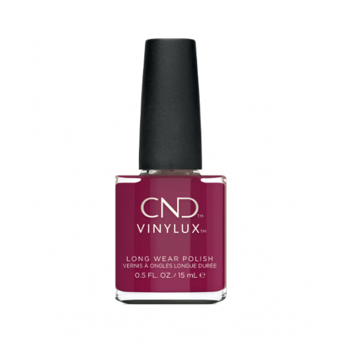 Vernis longue tenue CND Vinylux How Merlot 15 ml