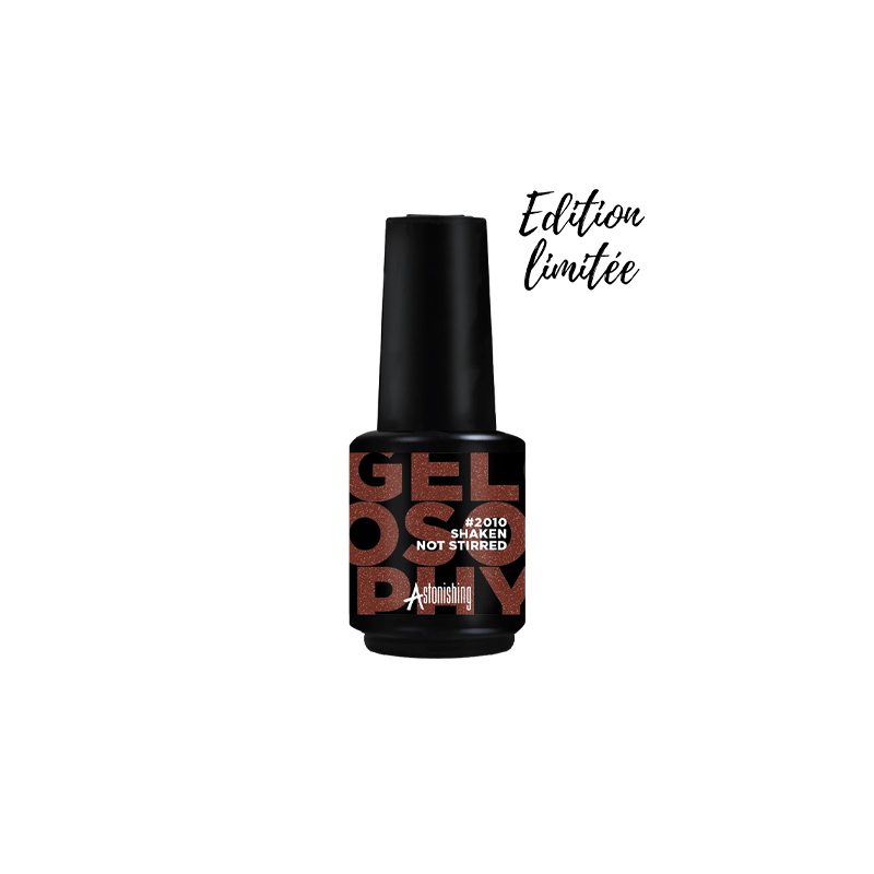 Gel polish Astonishing Gelosophy Shaken Not Stired 15 ml