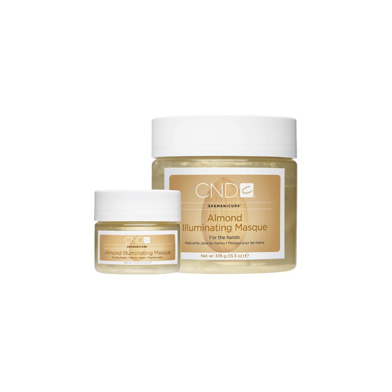 SPA ALMOND ILLUMINATING MASQUE