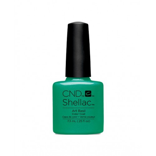 Vernis semi-permanent CND Shellac Art Basil 7.3 ml