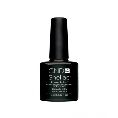 Vernis semi-permanent CND Shellac Black Pool 7.3 ml