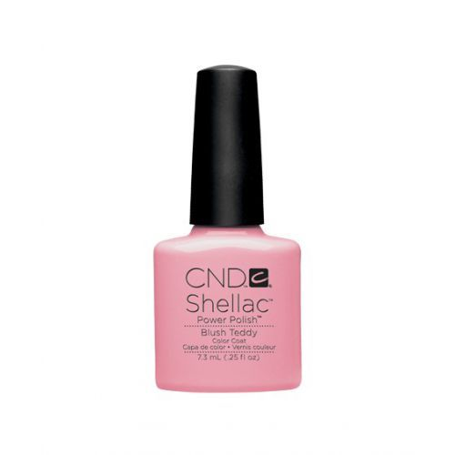 Shellac Blush Teddy