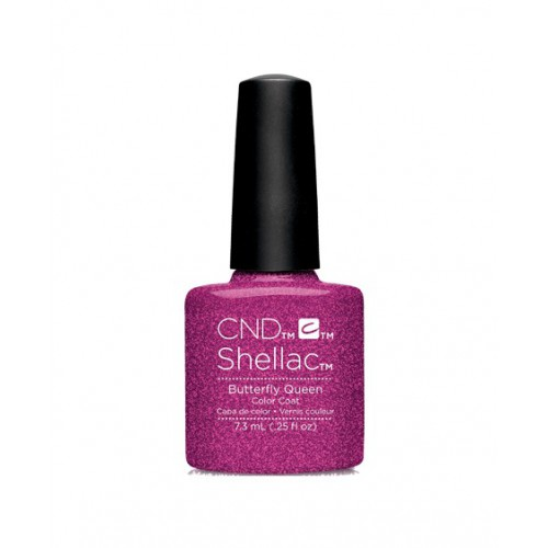 Vernis semi-permanent CND Shellac Butterfly Queen 7.3 ml