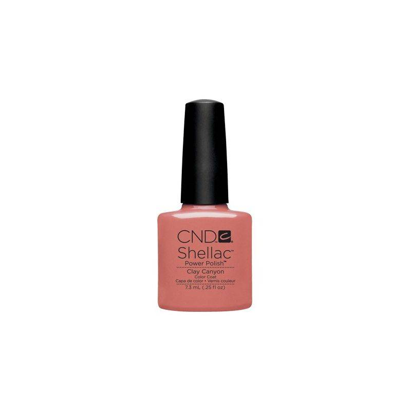 Shellac Clay Canyon