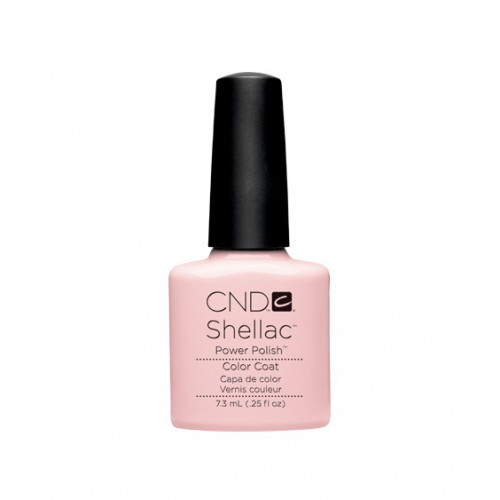 Vernis semi-permanent CND Shellac Clearly Pink 7.3 ml