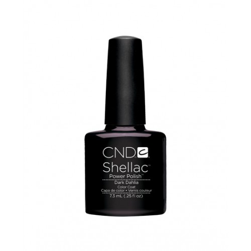 Vernis semi-permanent CND Shellac Dark Dahlia 7.3 ml