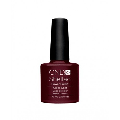 Vernis semi-permanent CND Shellac Dark Lava 7.3 ml