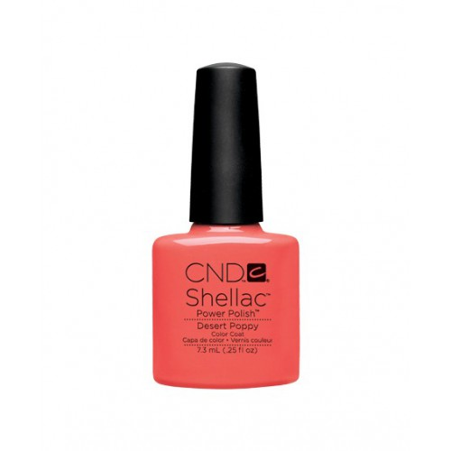 Vernis semi-permanent CND Shellac Desert Poppy 7.3 ml