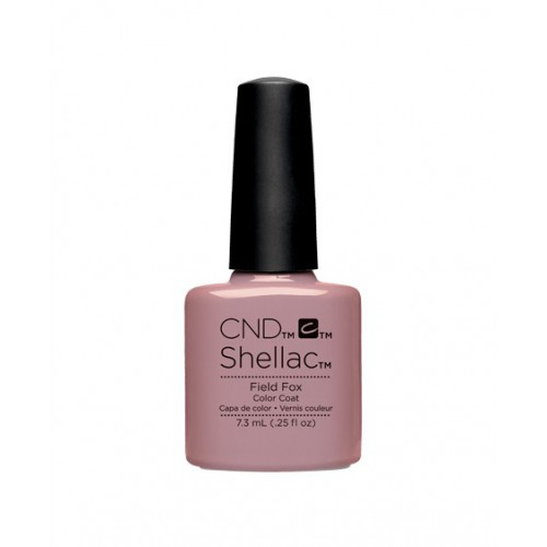 Vernis semi-permanent CND Shellac Field Fox 7.3 ml
